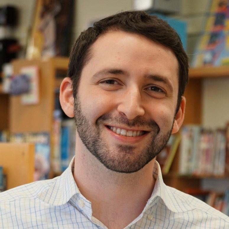 Ben Goldstein Headshot